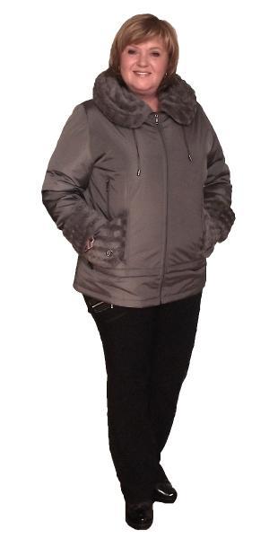 Утеплненная женская куртка продано   Артикул: П-328
