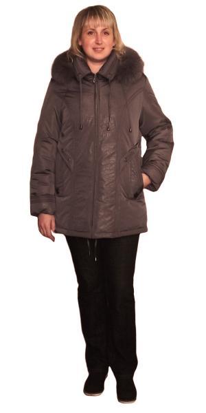 Куртка с узором на рукаве продано   Артикул: П-623