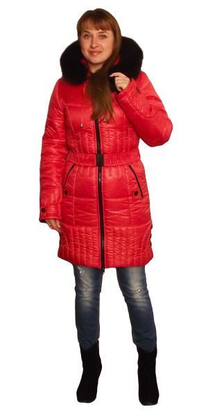 балоневая курточка с мехом продано   Артикул: М-35