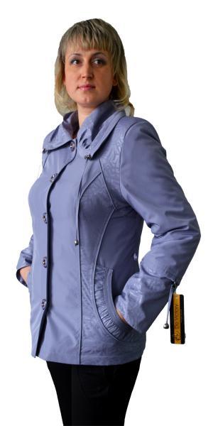 Женская приталеная куртка продано   Артикул: П-1394