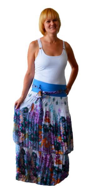 Длинная юбка   Артикул: 2