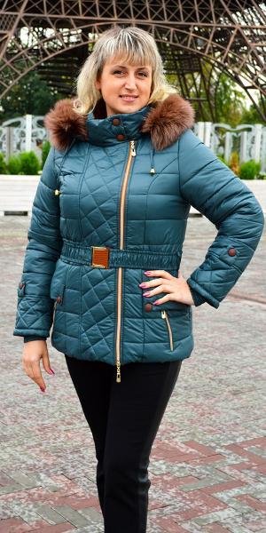 Зимняя куртка продано   Артикул: М-36