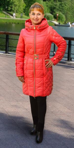Пальто стеганное молодежное продано   Артикул: M14-28