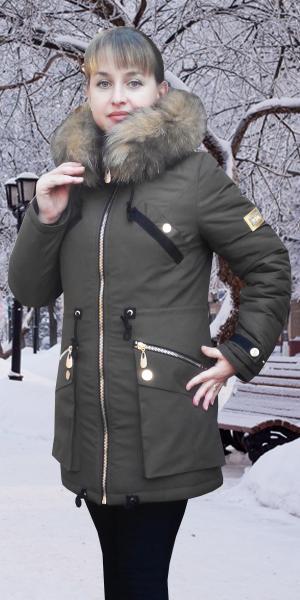 Парка зимняя молодежная продано   Артикул: 15-108
