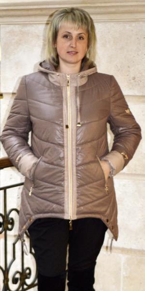 Куртка женская демисезонная продано   Артикул: 15-119