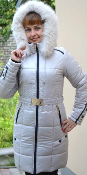 Пальто женское зимние с натуральной опушкой продано   Артикул: м15-73