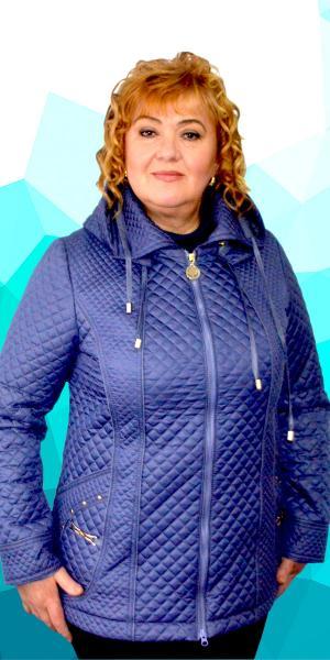 Женская куртка на весну   Артикул: М16-105