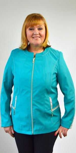 Пиджак женский с ручным стежком   Артикул: 16-107