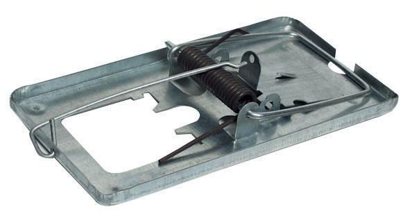 Капкан  для крыс металлический