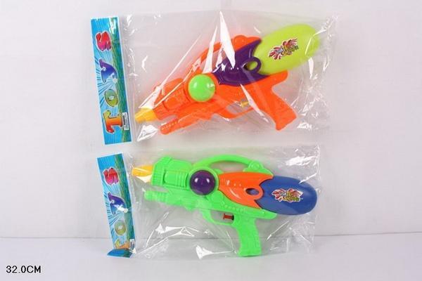 Водяное оружие 32см 321 2цв.кул.ш.к./120/   Артикул: 01000321