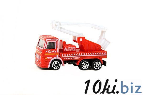 Машина металл T1321 (432шт/3) 3 вида, пожарные, на планшетке 9,7*7,8*5 см   Артикул: 01001321 Игрушечные машинки, самолетики, техника в Украине