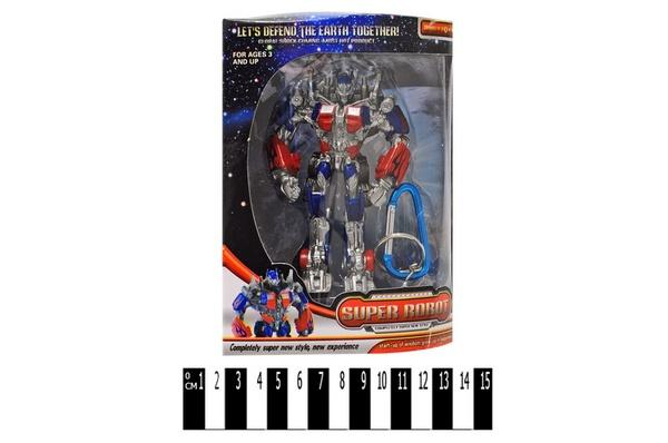 Робот  - трансформер  (коробка) 1819С   Артикул: 01001819