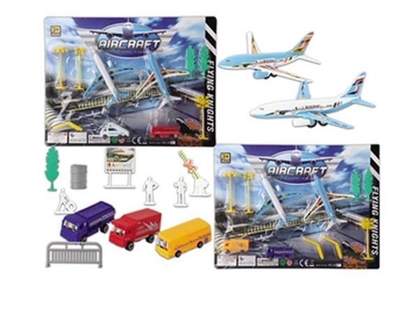 Аеропорт JAMBO (арт. 2025) пластик,коробка   Артикул: 01002025