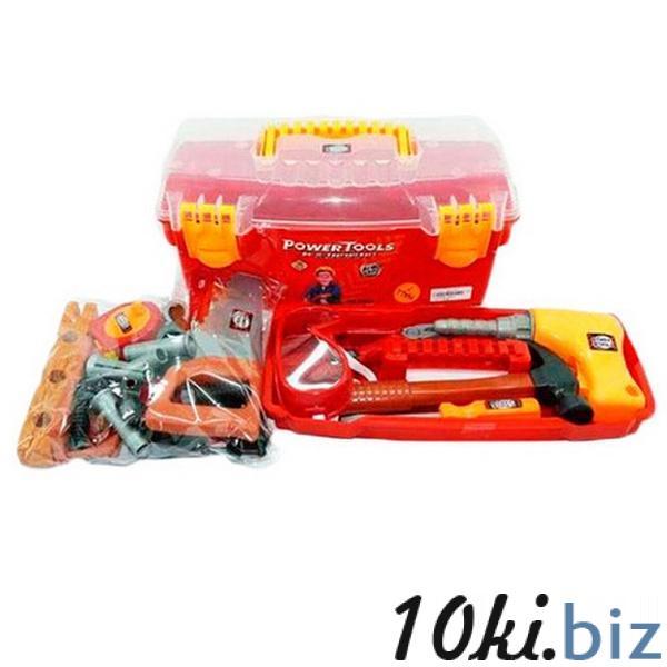 Набор инструментов 2982 в чемодане 32*15*16 ш.к./24/   Артикул: 01002982 Наборы юных строителей в Украине