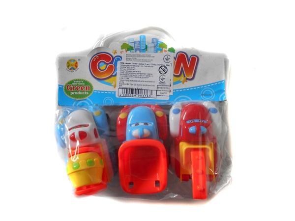 """Набір  машин    """"Тачки"""" (кульок 3  шт.) 7770 р.8,5х5,5х8 см.   Артикул: 01004464"""