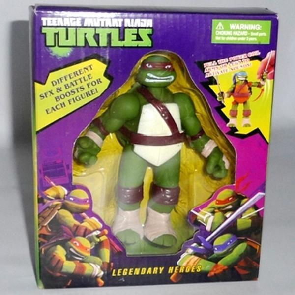 "Герои TURTLES 8661 (1128414) (180шт/2) ""Teenage Mutant Ninja"", в коробке 16*19*5 см   Артикул: 01008661"