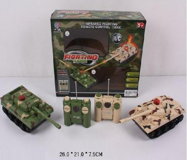 Танковый бой р/у батар 2102-2B (36шт/2) в кор.26*21*7,5 см   Артикул: 01021022