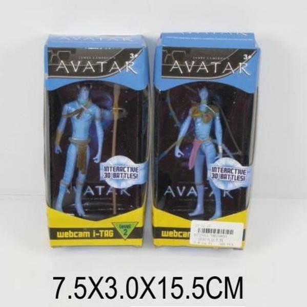 "Герои ""AVATAR"" YM35800 (672553) (360шт/2) 2вида,в кор. 7,5*3*15см   Артикул: 01035800"