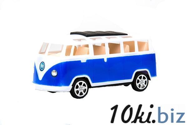 Автобус инерц. 678-21/23 (300шт/2) в пакете 19*8*8см   Артикул: 01067821 Игрушечные машинки, самолетики, техника в Украине