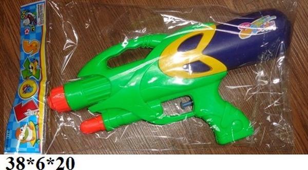 Водяное оружие 38 см F-40 2цв.кул.38*6*20 ш.к./144/   Артикул: 01400040