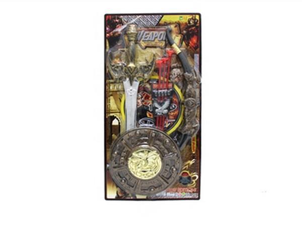 Пиратский набор 531-1A11, на листе JAMBO (100830599)   Артикул: 01531111