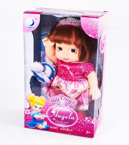 """Кукла """"Принцесса """" 2060 (48шт/2) 6 видов, в кор. 17*11*27см   Артикул: 02002060"""