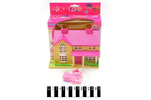 Будинок SL32512 р.17,5х6,5х18см.   Артикул: 02002512