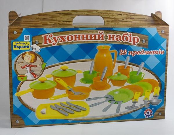Кухонный набор № 4 (6) 01278   Артикул: 02003275