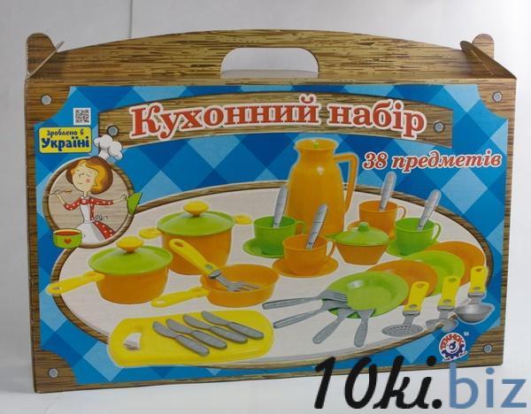 Кухонный набор № 4 (6) 01278   Артикул: 02003275 Игрушечная посудка в Украине