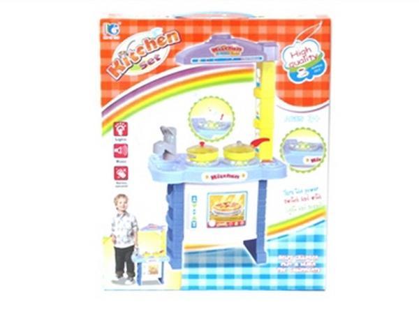 Кухня 3356, с аксесс., в кор. JAMBO (100643281)   Артикул: 02003356