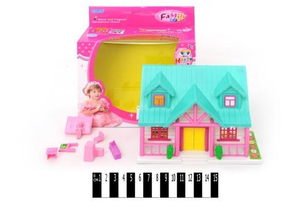Будинок  для ляльок  SL32524-2 р.17,5х7,5х19см   Артикул: 02005242