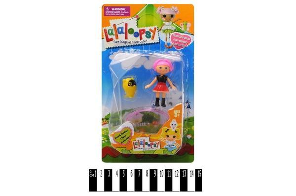 """Набір  ляльок """"Лалалупси"""" планшет 8 видів  817004 р.23х14 см.   Артикул: 02007004"""