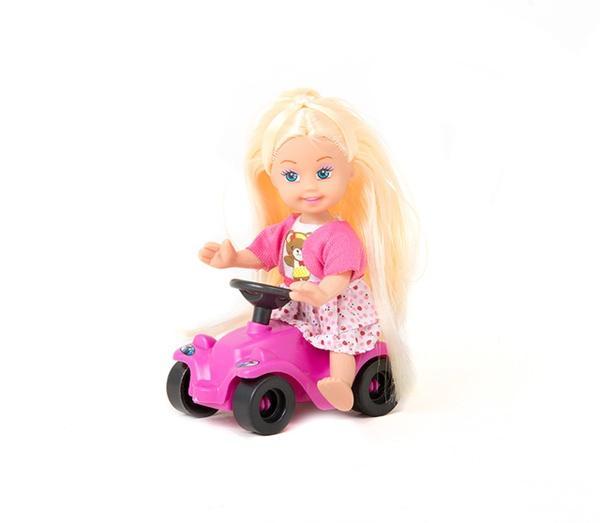 Лялька  з квадроциклом  (коробка) К899-22 р.12,2х6х16 см.   Артикул: 02008922