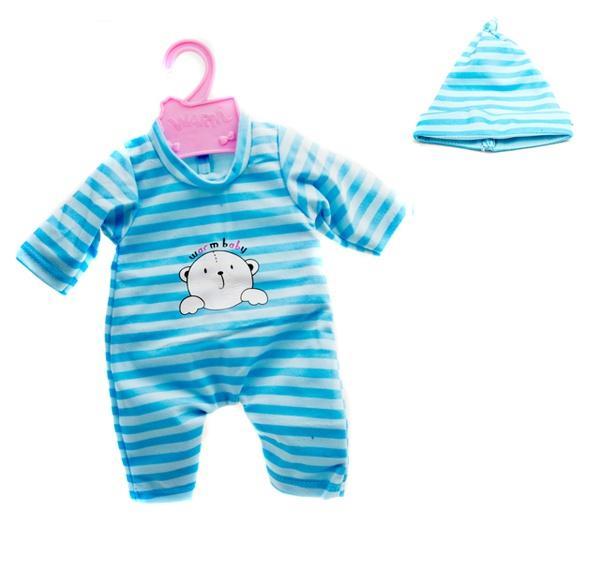 """Одяг для ляльки """"Baby born"""" BJ-404В р.22,5*0,5*28,5 см   Артикул: 02016308"""