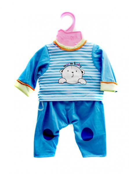 """Одяг для ляльки """"Baby born"""" BJ-J001-4 р.22,5*0,5*28,5 см   Артикул: 02017459"""