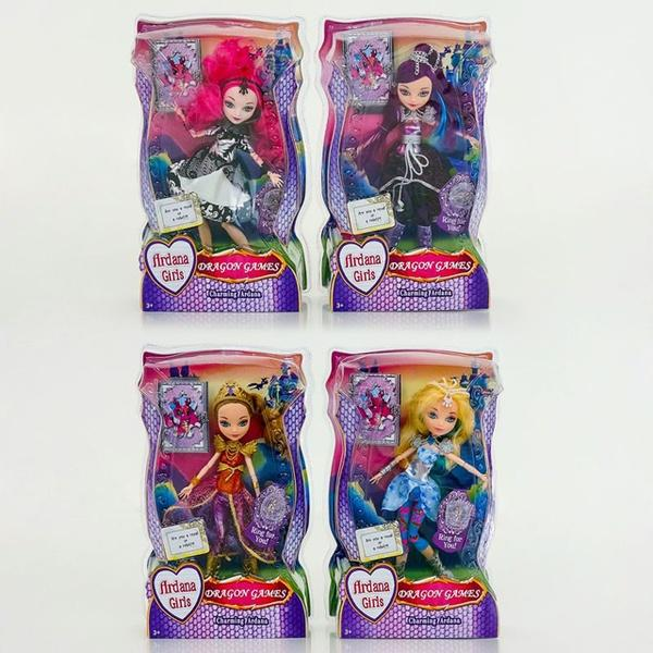 Кукла DH 2116 (48/2) 4 вида, в коробке - 6904665579090   Артикул: 02022116