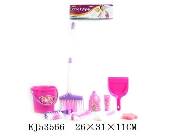 Н-р для уборки (арт. 667-17), EJ53566, 26х31х11см Jambo 100117295   Артикул: 02036717