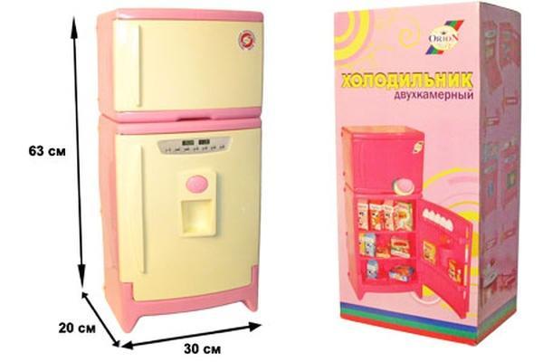 БТ Холодильник двухкамерный(3)   Артикул: 02200808
