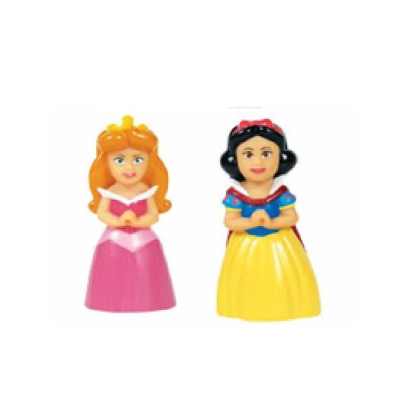"""Пищалка  """"Играм вместе""""140R-PVC (96шт/8) Принцессы, в сетке 22*16 см   Артикул: 03000140"""
