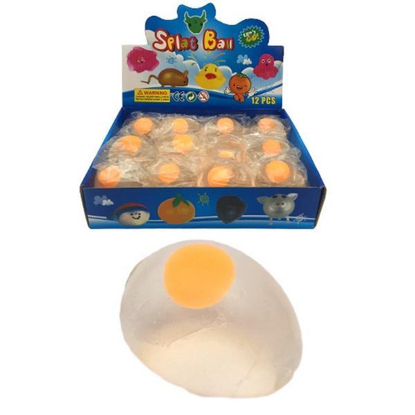 Яйцо лизун (12) PR161   Артикул: 03000161