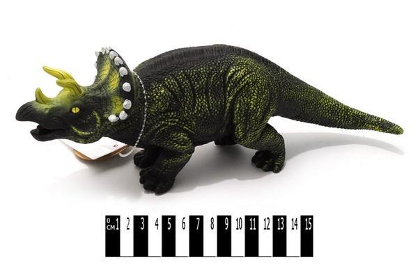 Динозавр   муз. Х777-4E (коробка ) р.30х8,5х11см.   Артикул: 03000494