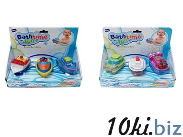Набор для ванной JAMBO (арт. ESA603) кораблики 3шт,резина,блистер   Артикул: 03000603 Игрушки для купания в Украине