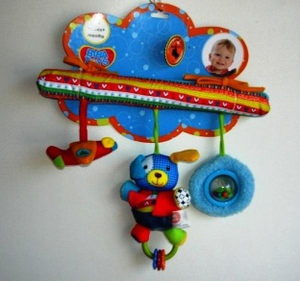Активная игрушка-подвеска  Biba Toys ЩЕНОК 369051   Артикул: 03000905