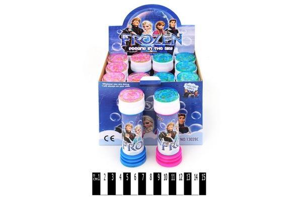 """Мильні бульбашки """"FROZEN"""" (коробка)13028С р.16х11,5х11,5 см.   Артикул: 03003028"""