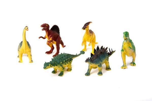 Динозаври  (кульок) P7031-12   Артикул: 03003112