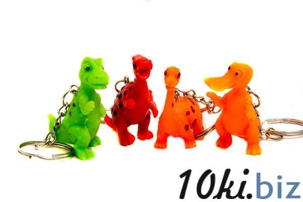 Брелок 3828 (1411997) (288шт/2) 10 видов динозавриков, в пакете 5,5*2*4 см   Артикул: 03003828 Любителям динозавров в Украине