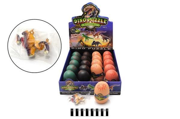 Чудо інкубатор (динозаври)  коробка 20 шт. 4666S р.37х30х10 см.   Артикул: 03004666