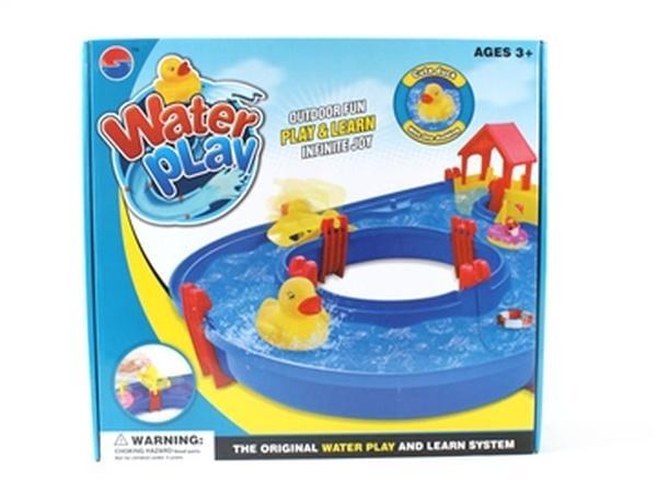 "Набор для ванной ""Water play"" JAMBO (арт. 6037C) 41x10x38.5cm   Артикул: 03006037"