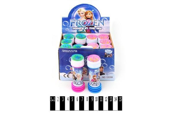 """Мильні бульбашки """"FROZEN"""" (коробка)12028В р.13х9,5х9,5 см.   Артикул: 03006168"""