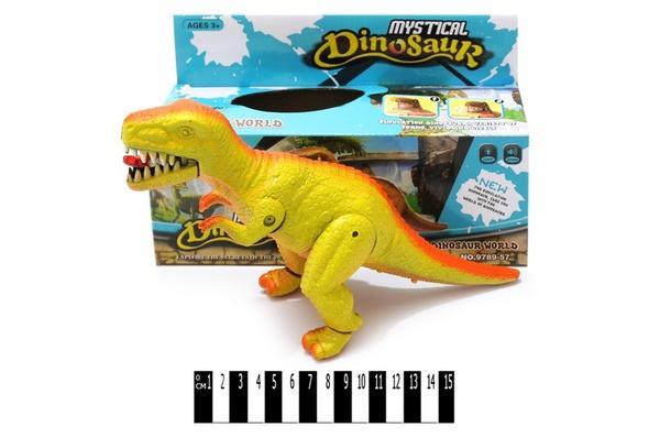 Динозавр  9789-57  (коробка ) р.26,5*10,3*16   Артикул: 03008957